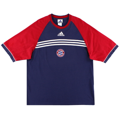 1999-00 Bayern Munich Training Shirt XL