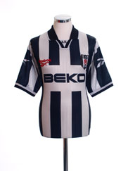 1999-00 Besiktas Away Shirt L