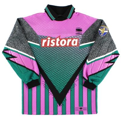 1999-00 Brescia Goalkeeper Shirt #12 M