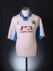 1999-00 Burnley Away Shirt L