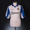 1999-00 Bury Player Issue Reserves Home Shirt #2 M