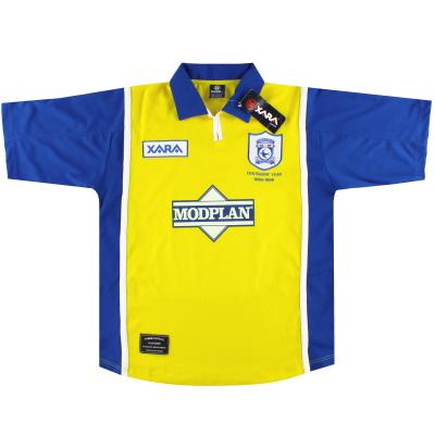 1999-00 Cardiff City Centenary Away Shirt *w/tags* L