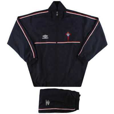1999-00 Celta Vigo Umbro Tracksuit L