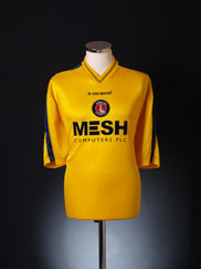 1999-00 Charlton Away Shirt XL