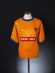 1999-00 Chester Away Shirt XL