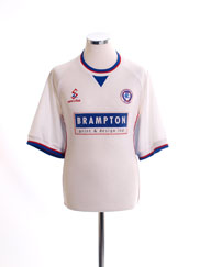 1999-00 Chesterfield Away Shirt L