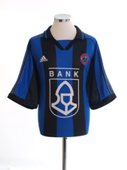 1999-00 Club Brugge Home Shirt L
