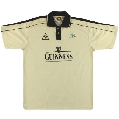 1999-00 Cork City Le Coq Sportif Away Shirt L