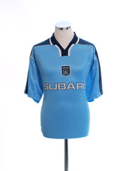 1999-00 Coventry Home Shirt L