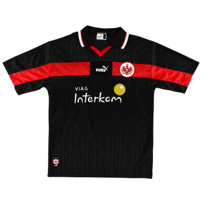 1999-00 Eintracht Frankfurt Home Shirt L