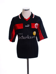 1999-00 Eintracht Frankfurt Home Shirt M
