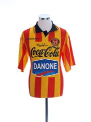 1999-00 Esperance Tunis Match Issue Home Shirt #11 L