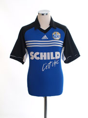 1999-00 FC Luzern Home Shirt S