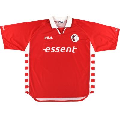 1999-00 FC Twente Fila Home Shirt XL