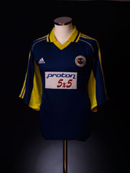 1999-00 Fenerbahce Away Shirt XL
