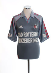 1999-00 Feyenoord Away Shirt L