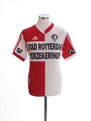 1999-00 Feyenoord Home Shirt M