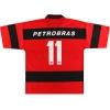 1999-00 Flamengo Umbro Home Shirt #11 *Mint* XL