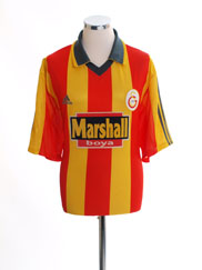 1999-00 Galatasaray Home Shirt L