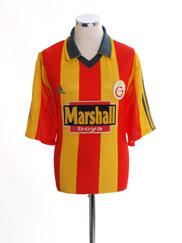 1999-00 Galatasaray Home Shirt M