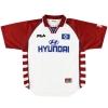 1999-00 Hamburg Home Shirt Prager #22 S