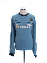 1999-00 Inter Milan Goalkeeper Shirt XL