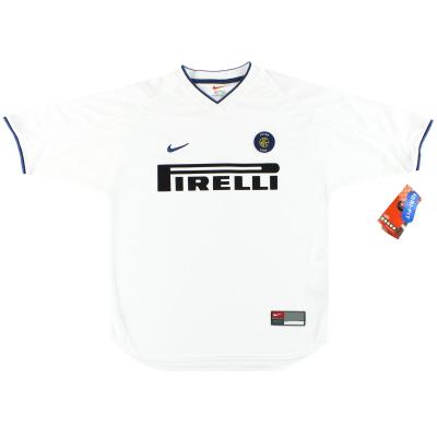 1999-00 Inter Milan Nike Away Shirt *w/tags* M