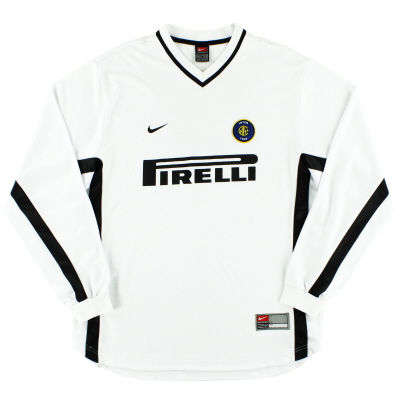1999-00 Inter Milan Training Top XL