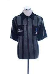 1999-00 Italy FIGC Referee Shirt XL
