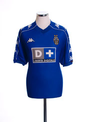 1999-00 Juventus Third Shirt XXL