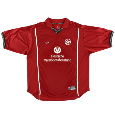 1. FC Kaiserslautern  Home shirt (Original)
