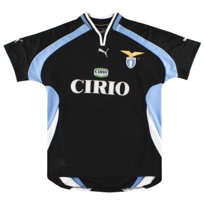 1999-00 Lazio Puma Centenary Away Shirt L