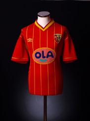 1999-00 Lens Home Shirt XL