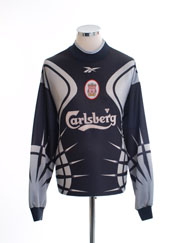 1999-00 Liverpool Goalkeeper Shirt M