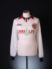 1999-00 Livorno Away Shirt *BNIB* L/S XL