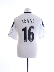 1999-00 Manchester United Third Shirt Keane #16 M