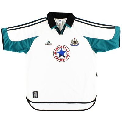 1999-00 Newcastle Away Shirt XL