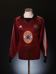 1999-00 Newcastle Goalkeeper Shirt *Mint* XL