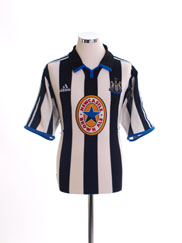 1999-00 Newcastle Home Shirt XL