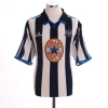 1999-00 Newcastle Home Shirt Shearer #9 L