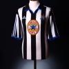 1999-00 Newcastle Home Shirt Shearer #9 XL
