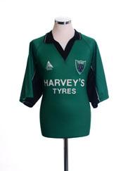 1999-00 Northwich Victoria Home Shirt *Mint* L