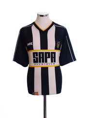 1999-00 Notts County Home Shirt L