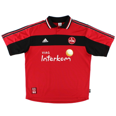 1999-00 Nurnberg Home Shirt Y
