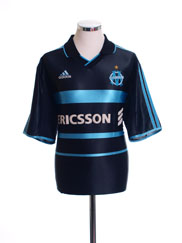 1999-00 Olympique Marseille Third Shirt L