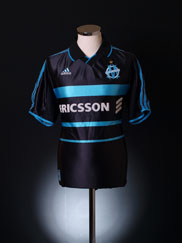 1999-00 Olympique Marseille Third Shirt XL