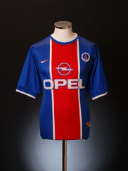 1999-00 Paris Saint-Germain Home Shirt XL