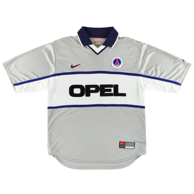 1999-00 Paris Saint-Germain Nike Away Shirt M