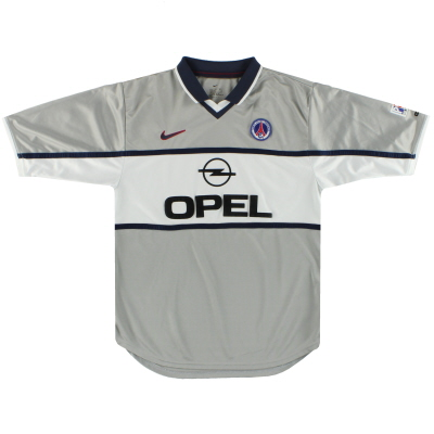 1999-00 Paris Saint-Germain Nike Away Shirt XL.Boys