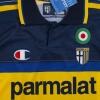 1999-00 Parma Away Shirt *BNIB* XL